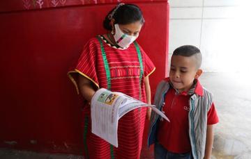 Inaugura SEP servicio de Educación Comunitaria del Conafe en la Ciudad de México.