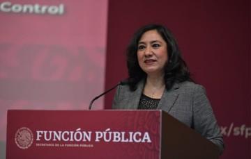 Inaugura la secretaria Irma Eréndira Sandoval el primer Diplomado de Profesionalización para Órganos Internos de Control