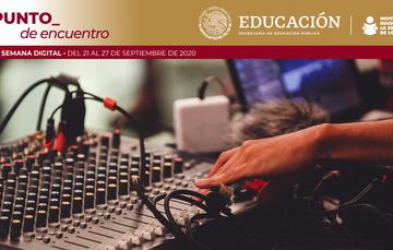 Diferentes pero iguales, programa de radio del INEA para personas con discapacidad