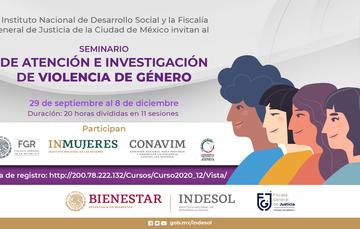 Seminario de Atención e Investigación de Violencia de Género