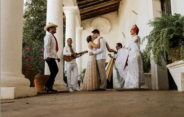 Bodas y Romance en la Hacienda de Pacho, Veracruz.