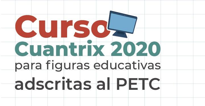 Curso Cuantrix 2020