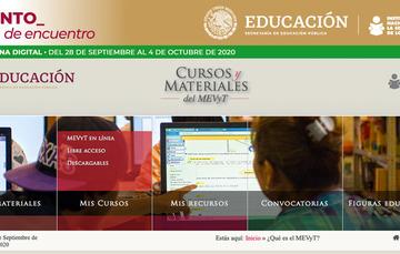 Modelo Educación para la Vida y el Trabajo a distancia en línea o virtual, la opción del INEA en la época actual