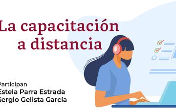 Mesa de Diálogo Indesol: La capacitación a distancia. Miércoles 30 de septiembre. 11 am. En nuestro canal de youtube.