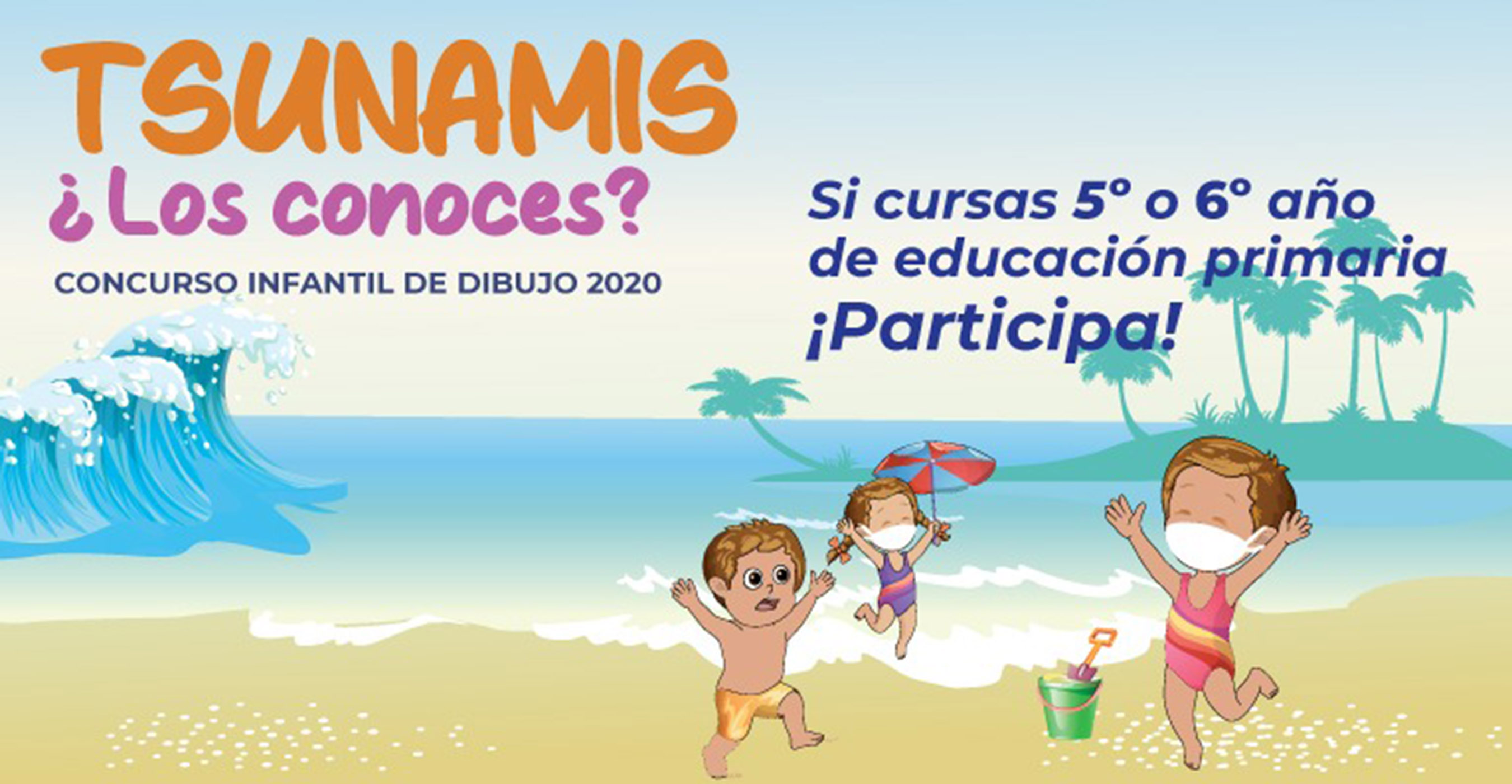 Concurso infantil de dibujo 2020
