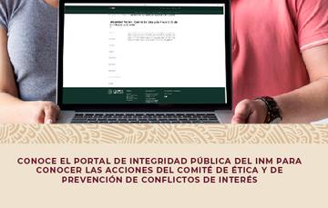 Integridad Pública - Comité de Ética y de Prevención de Conflictos de Interés