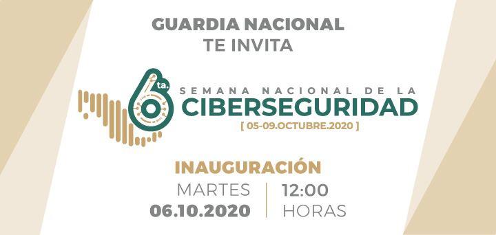 6ª Semana Nacional de la Ciberseguridad