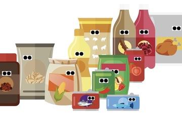 ¿Qué cambios verás en los empaques de los alimentos preenvasados?