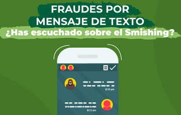 Fraude por mensaje de texto