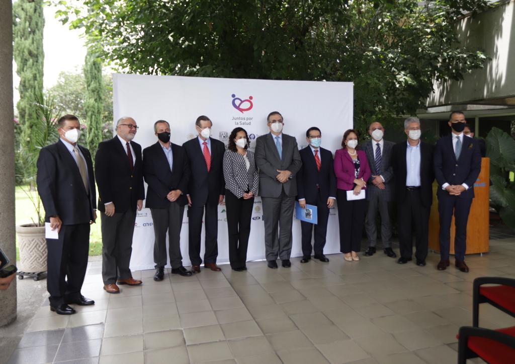 México tendrá la vacuna contra el COVID-19