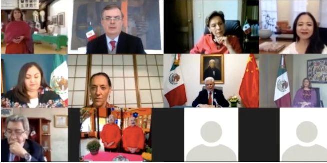 México consolida su presencia en el mundo ante la pandemia por COVID-19