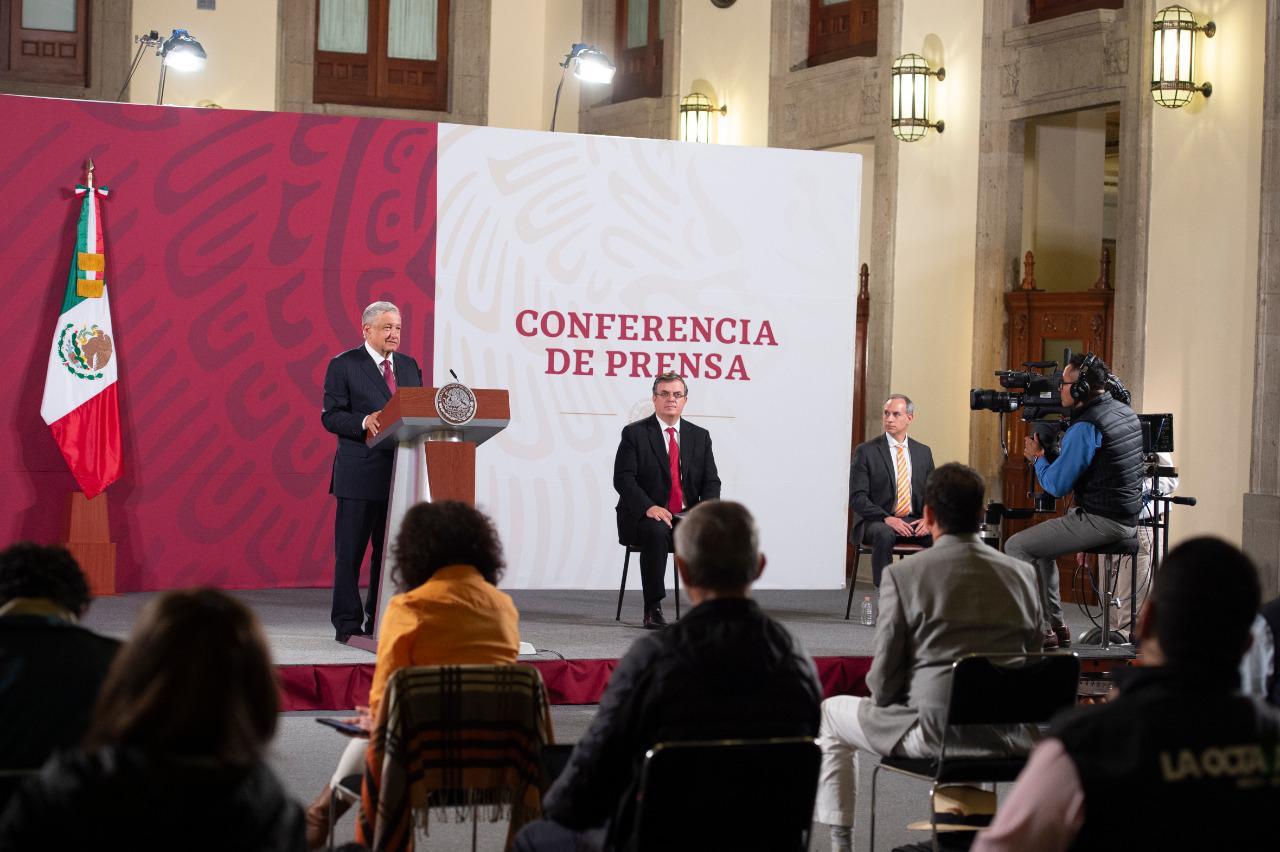 México está presente en tiempo y forma para acceder a la vacuna contra el COVID-19