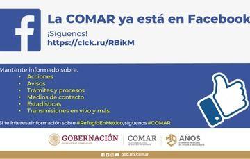COMAR Facebook