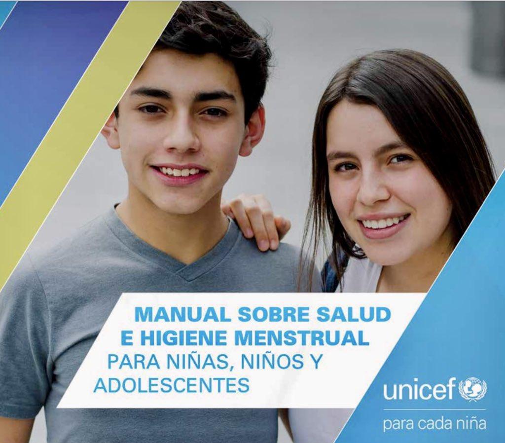 Manual sobre la salud e higiene menstrual