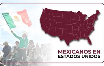 Mexicanos en Estados Unidos