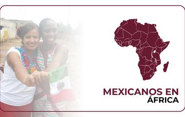 Mexicanos en África