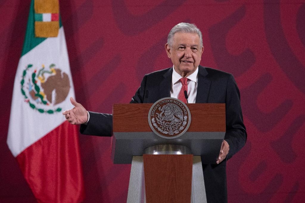 Conferencia de prensa del presidente Andrés Manuel López Obrador del 15 de octubre de 2020