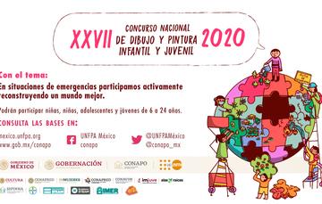 Resultados del 27° Concurso Nacional de Dibujo y Pintura Infantil y Juvenil 2020.