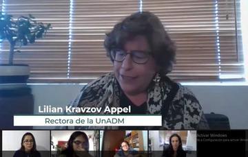 Trabaja UnADM en ampliar oportunidades para las mujeres