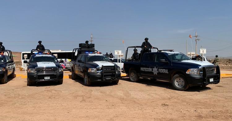 El comisionado del SPF, Manuel Espino Barrientos, comentó que con esto se marca el comienzo de una nueva etapa en la que este sector contará con la protección de policías altamente capacitados y comprometidos con el país.
