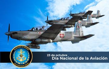 Día Nacional de la Aviación