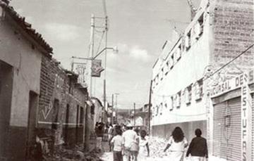 Huajuapan de León, Oaxaca, 1980.