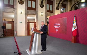 Conferencia de prensa del presidente Andrés Manuel López Obrador del 28 de octubre de 2020