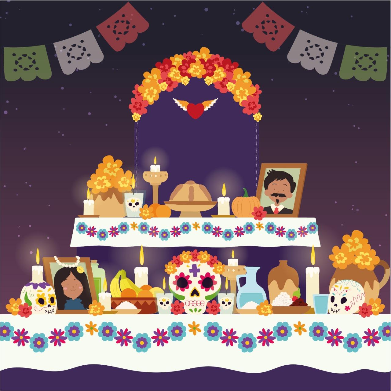 Esta tradición mexicana remonta sus orígenes a la época prehispánica.