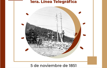 Aniversario del Telégrafo