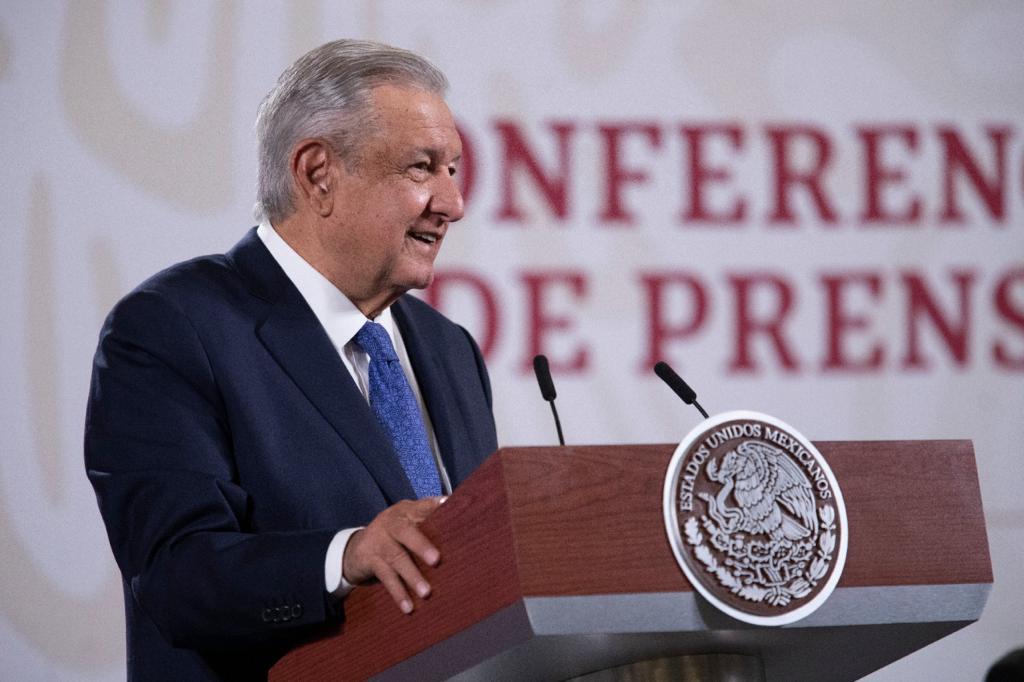 Conferencia de prensa del presidente Andrés Manuel López Obrador del 10 de noviembre de 2020