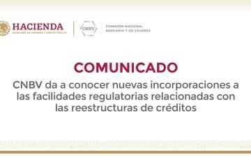 Nuevas incorporaciones a las facilidades regulatorias