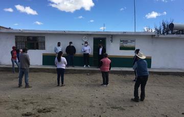 Abre Diconsa tienda comunitaria en Atlzayanca, Tlaxcala