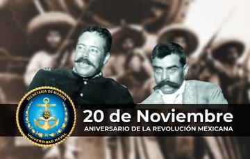 Aniversario de la Revolución