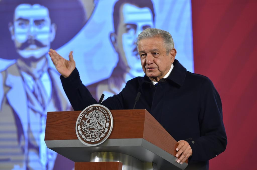 Conferencia de prensa del presidente Andrés Manuel López Obrador del 20 de noviembre de 2020