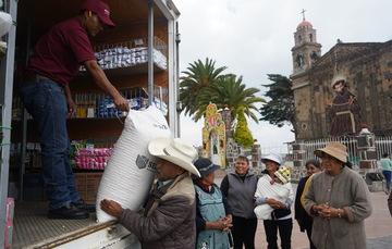 Programa de Abasto Rural ¡41 años al servicio de los mexicanos más necesitados!