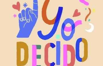 Imagen de la Campaña Nacional para la Prevención del Embarazo en Adolescentes ¡Yo Decido!