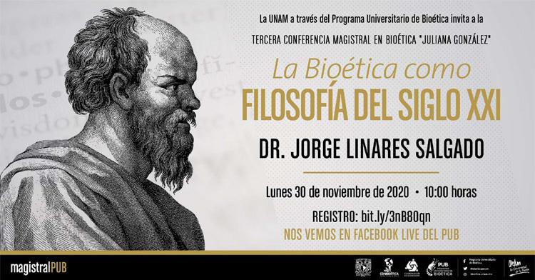 Conferencia Magistral en Bioética