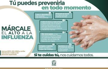 México tiene población vulnerable a padecerlas, sobre todo aquella con padecimientos crónicos degenerativos como: diabetes, hipertensión arterial, obesidad, entre otros.