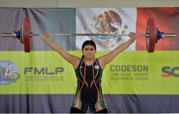 Campeonato Panamericano Sub-20 de levantamiento de pesas. Cortesía