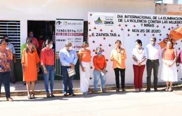 Abre Diconsa nueva tienda en la localidad tabasqueña de Emiliano Zapata