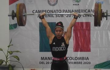 Cuarto día de actividades del Campeonato Panamericano Sub-20. Cortesía