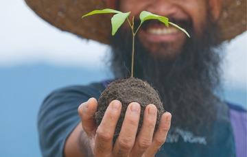 Protejamos el suelo que da sustento a toda una cadena de organismos vivos.