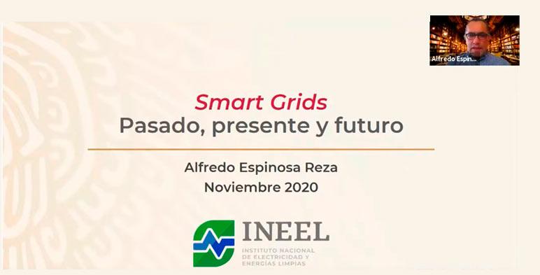 La plática de Alfredo Espinosa estuvo enfocada en las estrategias y tecnologías de la información aplicables.