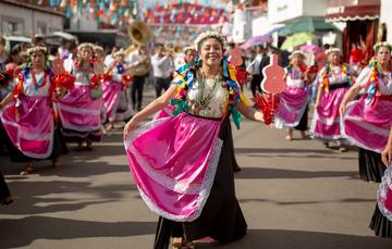 Paracho de Verduzco, Michoacán. Pueblo Mágico.