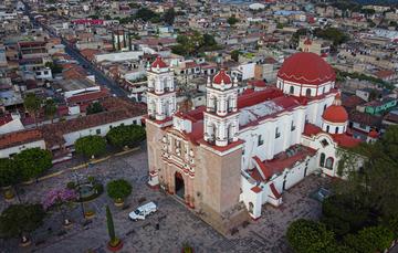 Tonatico, Estado de México. Pueblo Mágico.