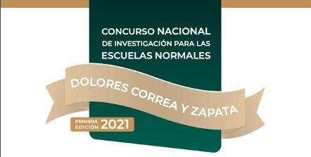 Concurso Nacional de Investigación para las Escuelas Normales