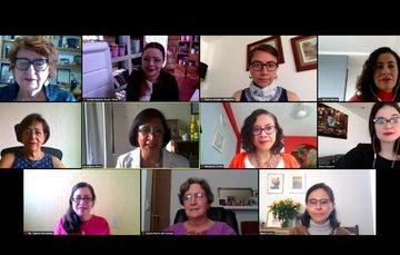 """Se llevó a cabo la """"Reunión de la Red de Mujeres en Energía México, 2020"""", de manera virtual."""
