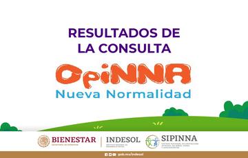 """Resultados de la consulta OpiNNA """"Nueva Normalidad"""""""
