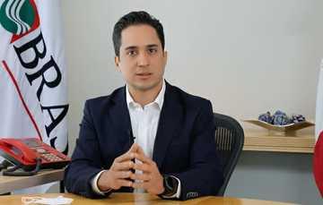 Jorge Mendoza Sánchez, Director General de Banobras.