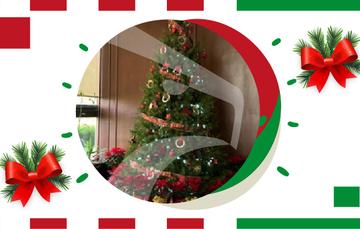 Telecomm les desea una Feliz Navidad